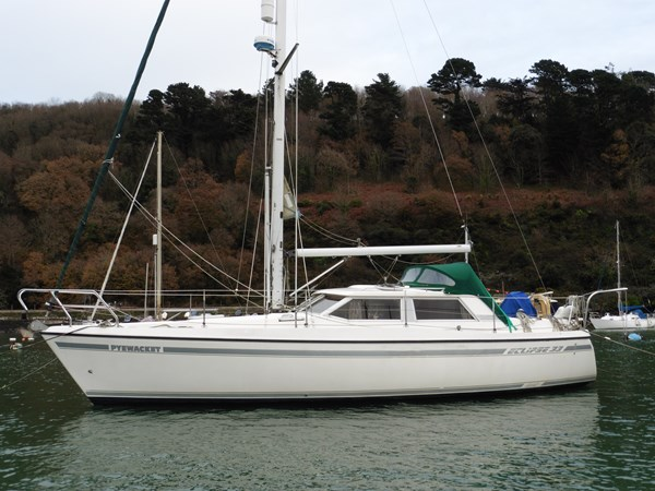 1992 Moody Eclipse 33 For Sale