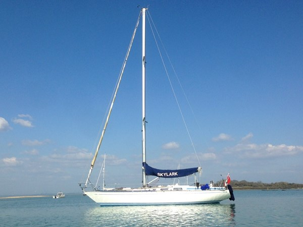 Swan 38 for sale
