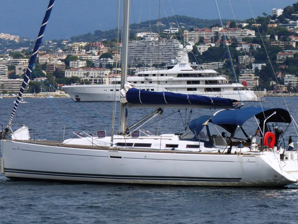For sale Dufour 455 Grand Large