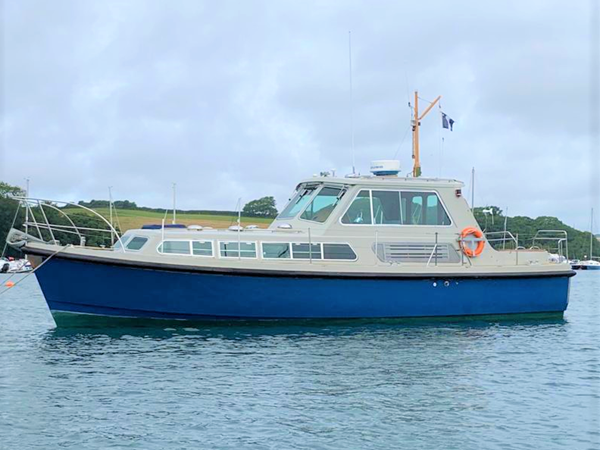 Weymouth 34 1976 For Sale