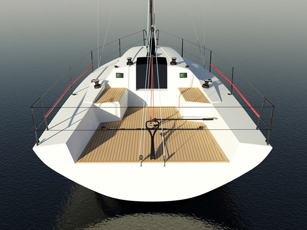 2016 McConaghy Boats Ker 33