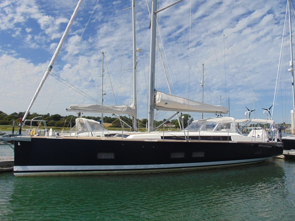 For sale - Beneteau Oceanis 55
