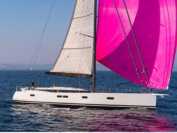 CNB 66 semi-custom yacht for sale