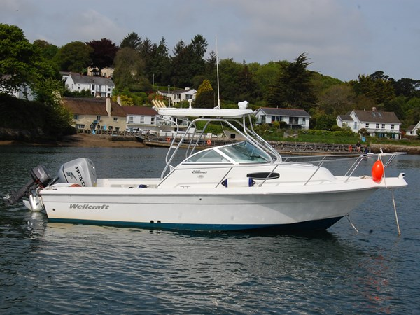 WELLCRAFT 2200 Coastal