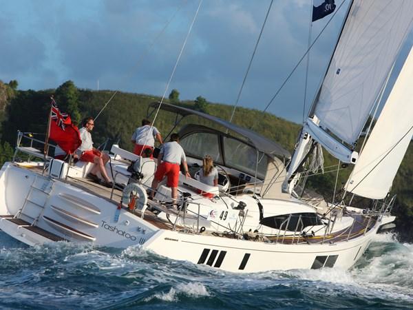 For sale - Gunfleet 58 sailing