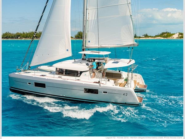 2021 Lagoon 42 For Sale