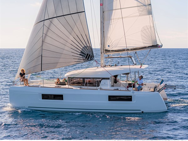 2020 Lagoon 40 Shared Ownership