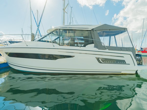 Jeanneau Merry Fisher 895 For Sale
