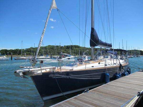 Beneteau 50 - Blue Spirit of Arne