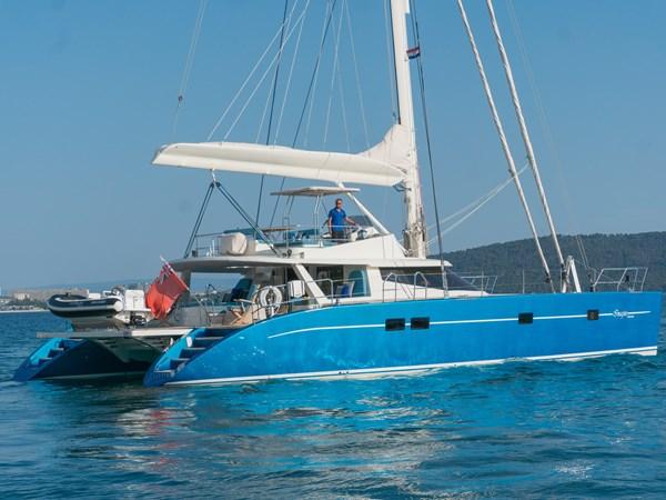 Custom Catamaran 65