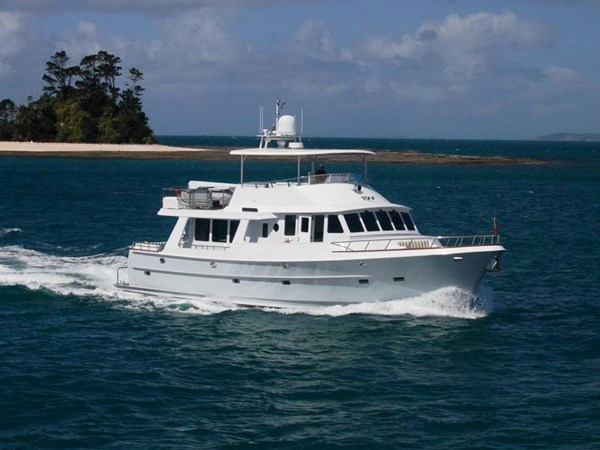 Custom Pocket Expedition Yacht for sale