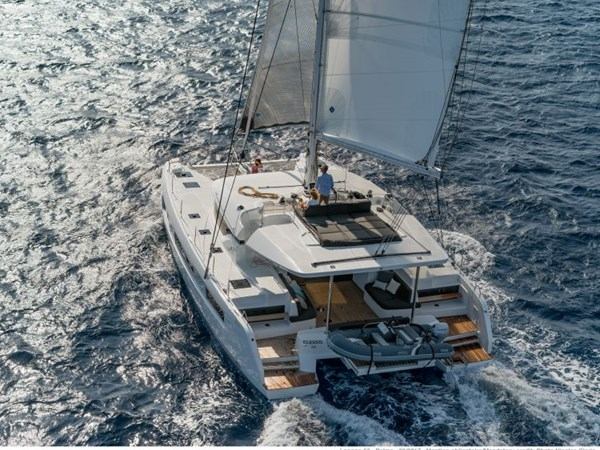 Lagoon 50 - Sailing