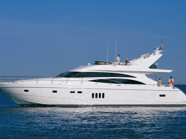 Princess 21M at anchor 2010 For sale