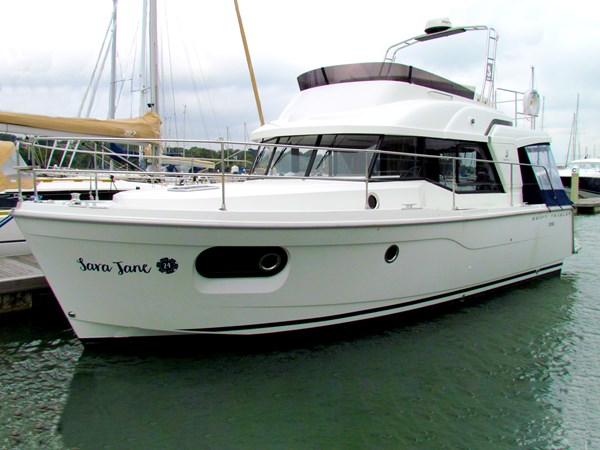 Swift Trawler 35 - Beneteau
