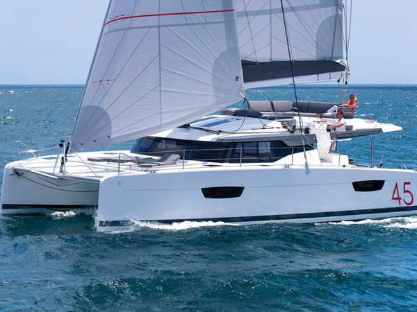 2022 Fountaine Pajot Elba 45 For Sale