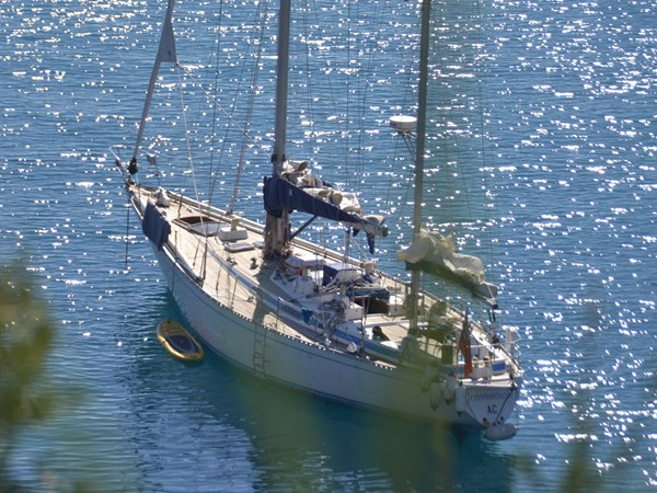 Swan 57 Ketch for sale