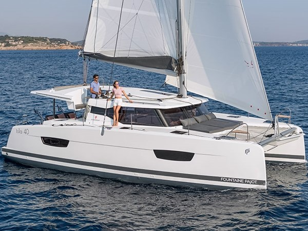 Fountaine Pajot Isla 40 2022 For Sale