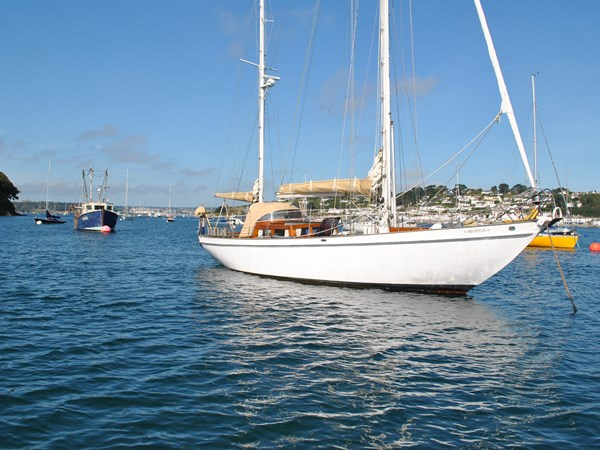 1967 40ft Wooden Ketch
