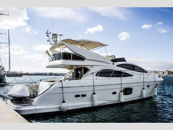 Astondoa 62 GLX  2013 For Sale