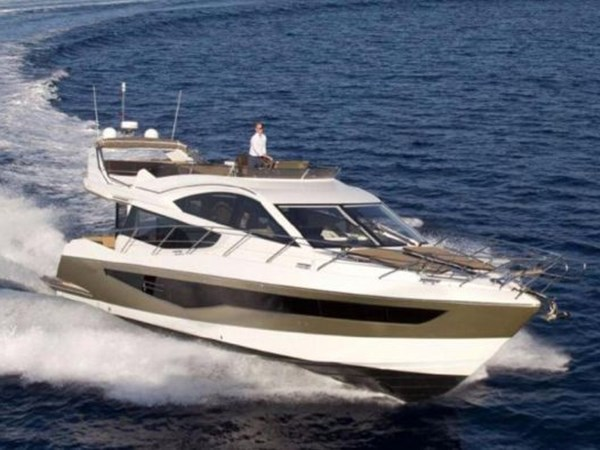 Galeon 550 fly for sale