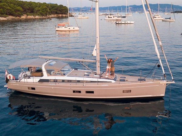 Beneteau Oceanis 51.1 for sale