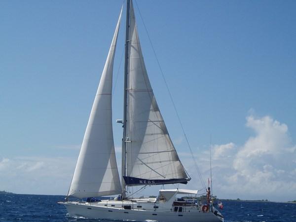 2002 Universal Yachting 49.9