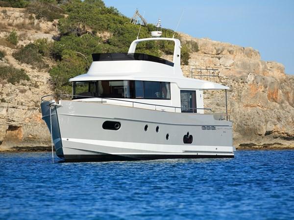 2021 Beneteau Swift Trawler 50 For Sale