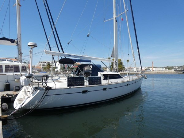 2000 Farr 50 Pilothouse
