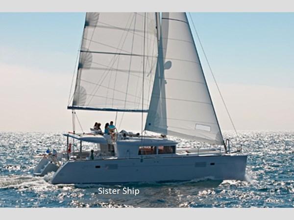 2013 Lagoon 450