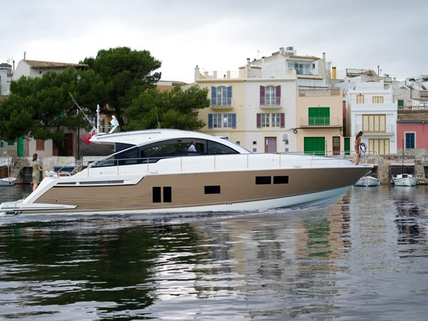 2012 Fairline Targa 58 Gran Turismo