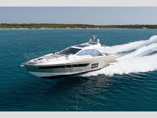 Azimut S6 - For sale