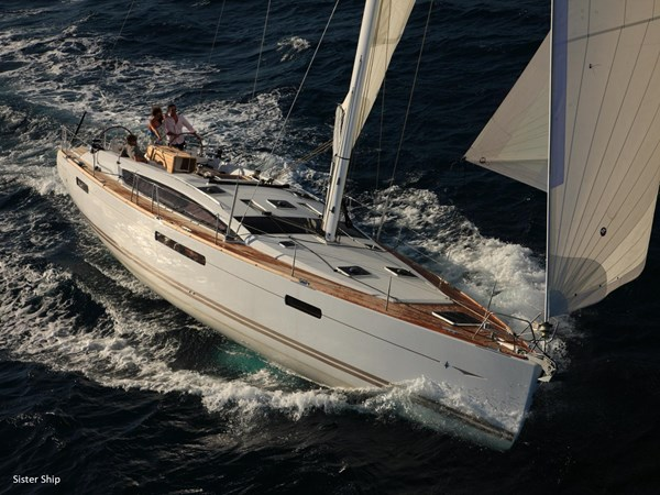 2013 Jeanneau 53 For Sale