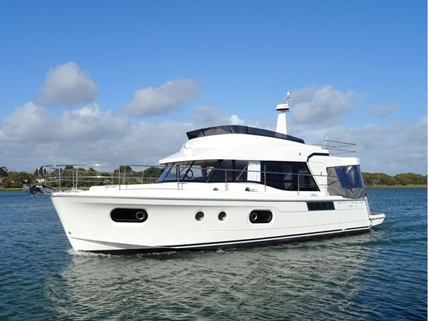 Beneteau Swift Trawler 47 Stock 2020
