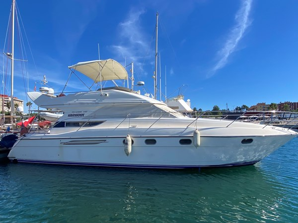 Princess 440 Fly For Sale
