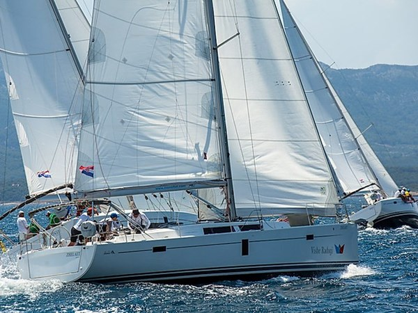 Hanse 445 - for sale