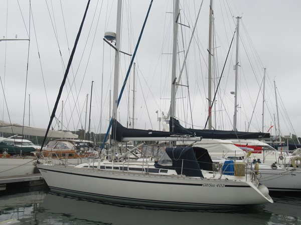 FOR SALE - 1988 Gibsea 402 Master