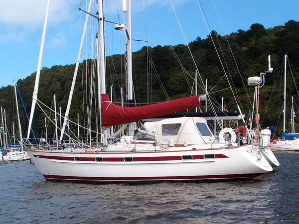 1997 Najad 391 For Sale