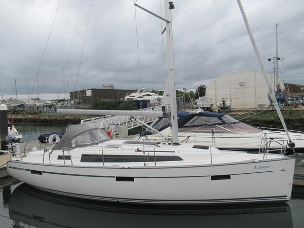 Bavaria 37 Cruiser - Andiamo