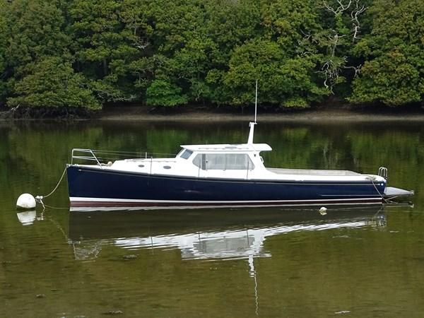 Range Boat 39 Day Boat