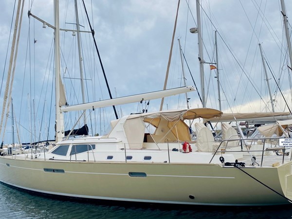 2007 GARCIA 70.2 Custom