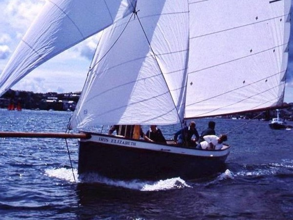 Falmouth Working Boat