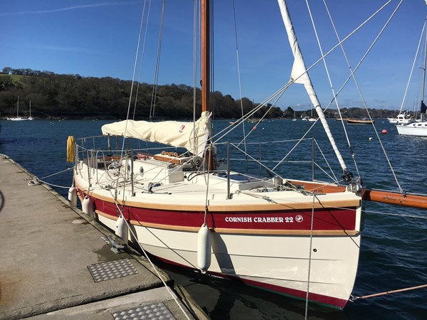 Cornish Crabber 22