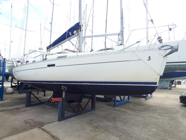 2003 Beneteau Oceanis 311 Clipper Lifting keel