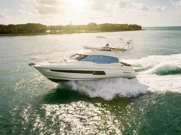 Prestige 460F Shared Ownership Boat