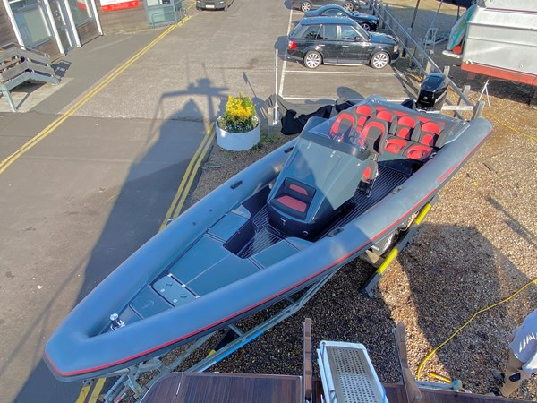 Technohull 888 RIB for sale Ancasta