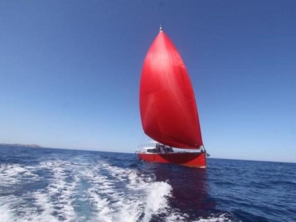 2012 Sailboat Moody 45DS