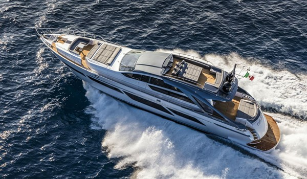 Pershing 9X For Sale