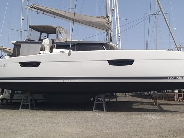 2018 Fountaine Pajot Saona 47 For Sale