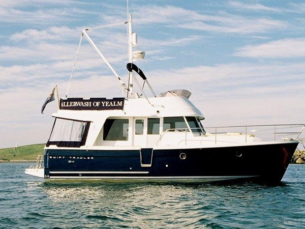 2009 Beneteau Swift Trawler 34