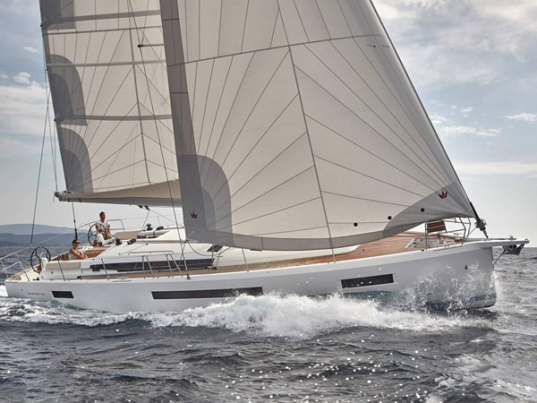 Jeanneau Sun Odyssey 490 - Navigare Yacht Investment